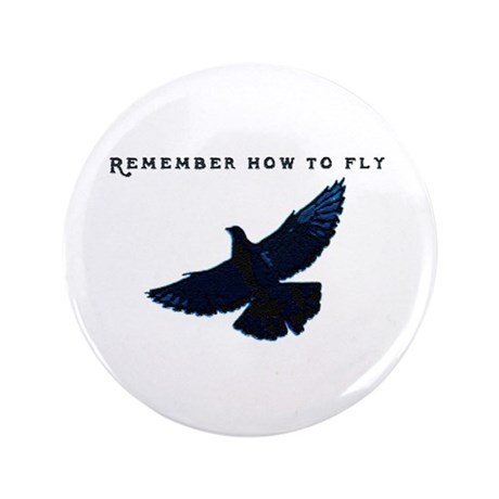 "Pigeons 3.5"" Button"