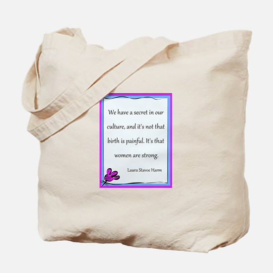 Women Are Strong 3 Tote Bag