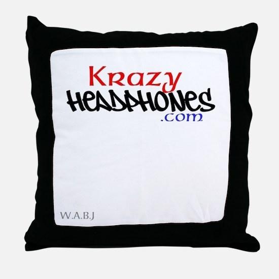 KH Throw Pillow