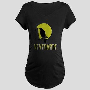 Nevermore Maternity Dark T-Shirt