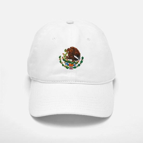 Mexican Coat of Arms Cap