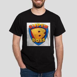 Super Boss Ash Grey T-Shirt