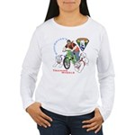 WoofDriver's Training Wheels Women's Long Sleeve T