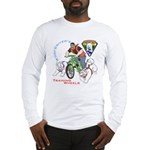 WoofDriver's Training Wheels Long Sleeve T-Shirt