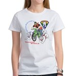 WoofDriver's Training Wheels Women's T-Shirt