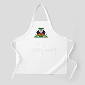 Haiti Coat of Arms BBQ Apron