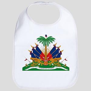 Haiti Coat of Arms Bib