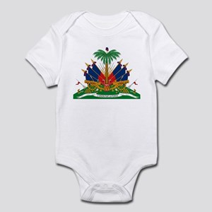 Haiti Coat of Arms Infant Creeper