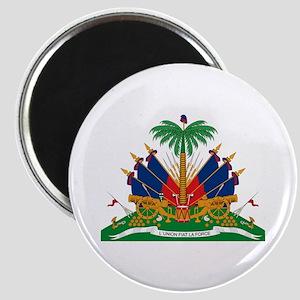 """Haiti Coat of Arms 2.25"""" Magnet (10 pack)"""