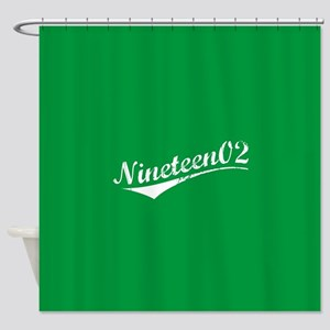 Norwich City FC 1902 Shower Curtain