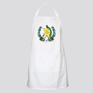 Guatemalan Coat of Arms BBQ Apron
