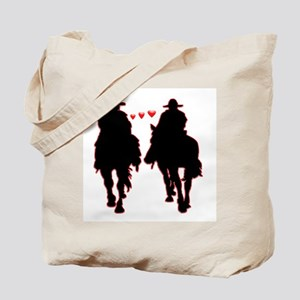 Brokeback Buddies Tote Bag