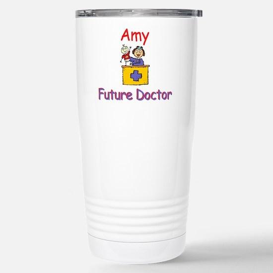 Unique Baby doctor Travel Mug