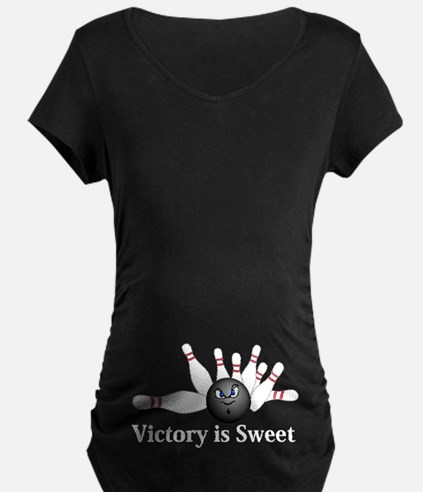 Victory Is Sweet Logo 6 T-Shirt Des