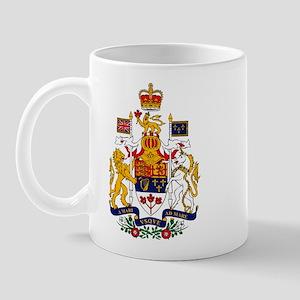 Canadian Coat of Arms Mug