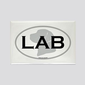 LAB Rectangle Magnet