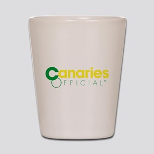 Norwich City Canaries Shot Glass