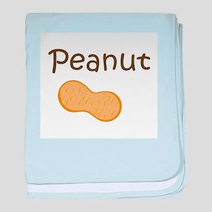 Peanut Infant Blanket