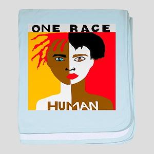Anti-Racism Infant Blanket