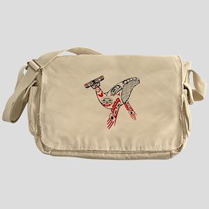 SHOW THE WORLD Messenger Bag