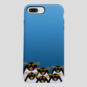 Penguins Iphone 7 Plus Tough Case