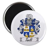 Tinelli Coat of Arms Magnet