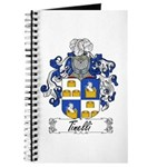 Tinelli Coat of Arms Journal