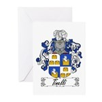 Tinelli Coat of Arms Greeting Cards (Pk of 10)