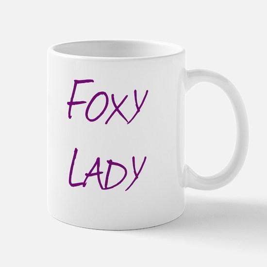 Foxy Lady Mug