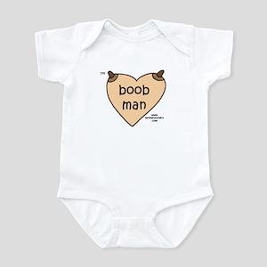 BoobMan MC Infant Bodysuit
