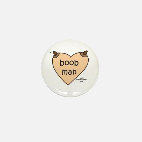 BoobMan MC Mini Button