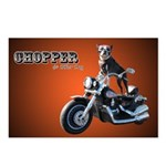Chopper's Postcards (Package of 8)