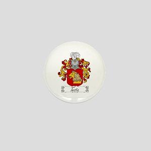 Testa Family Crest Mini Button