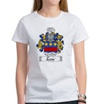 Tessini Coat of Arms Women's T-Shirt