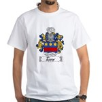 Tessini Coat of Arms White T-Shirt