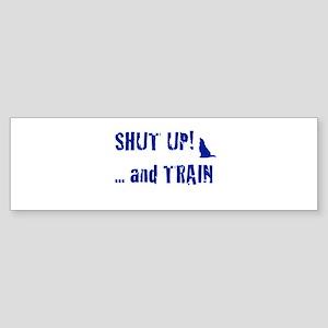 LD Shut UP! Sticker (Bumper)