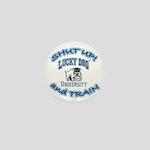 LD Shut UP! Mini Button