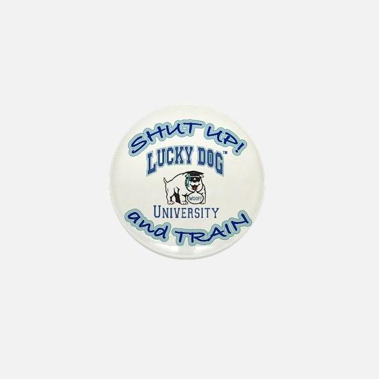 LD Shut UP! Mini Button