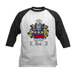 Tessini Coat of Arms Kids Baseball Jersey