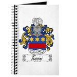 Tessini Coat of Arms Journal