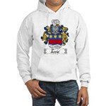 Tessini Coat of Arms Hooded Sweatshirt