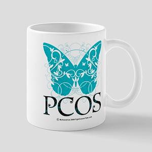 PCOS Butterfly Mug