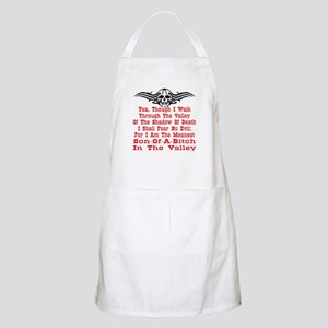 Meanest Son-Of-A-Bitch Apron
