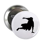 "Footwork 2.25"" Button (10 pack)"