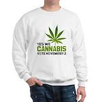 Cannabis Sweatshirt
