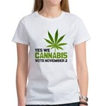 Cannabis Women's T-Shirt