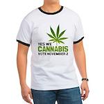 Cannabis Ringer T
