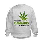 Cannabis Kids Sweatshirt