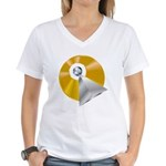 IDIC Women's V-Neck T-Shirt