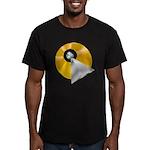 IDIC Men's Fitted T-Shirt (dark)